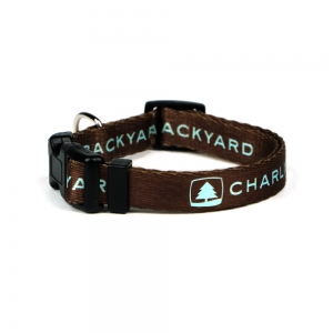 WALKER COLLAR / BROWN / S