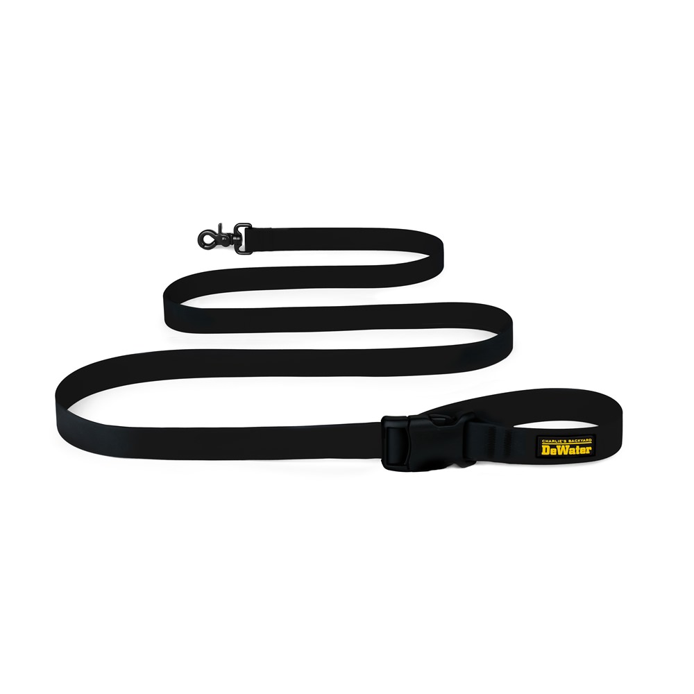 DeWater LEASH / BLACK