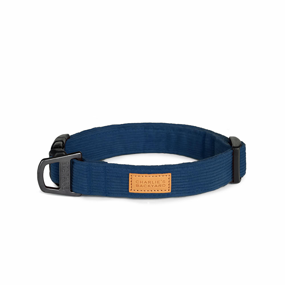 FIELD COLLAR / NAVY