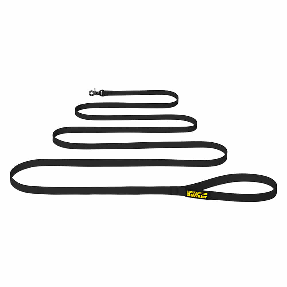 DeWater LEASH 3M / BLACK
