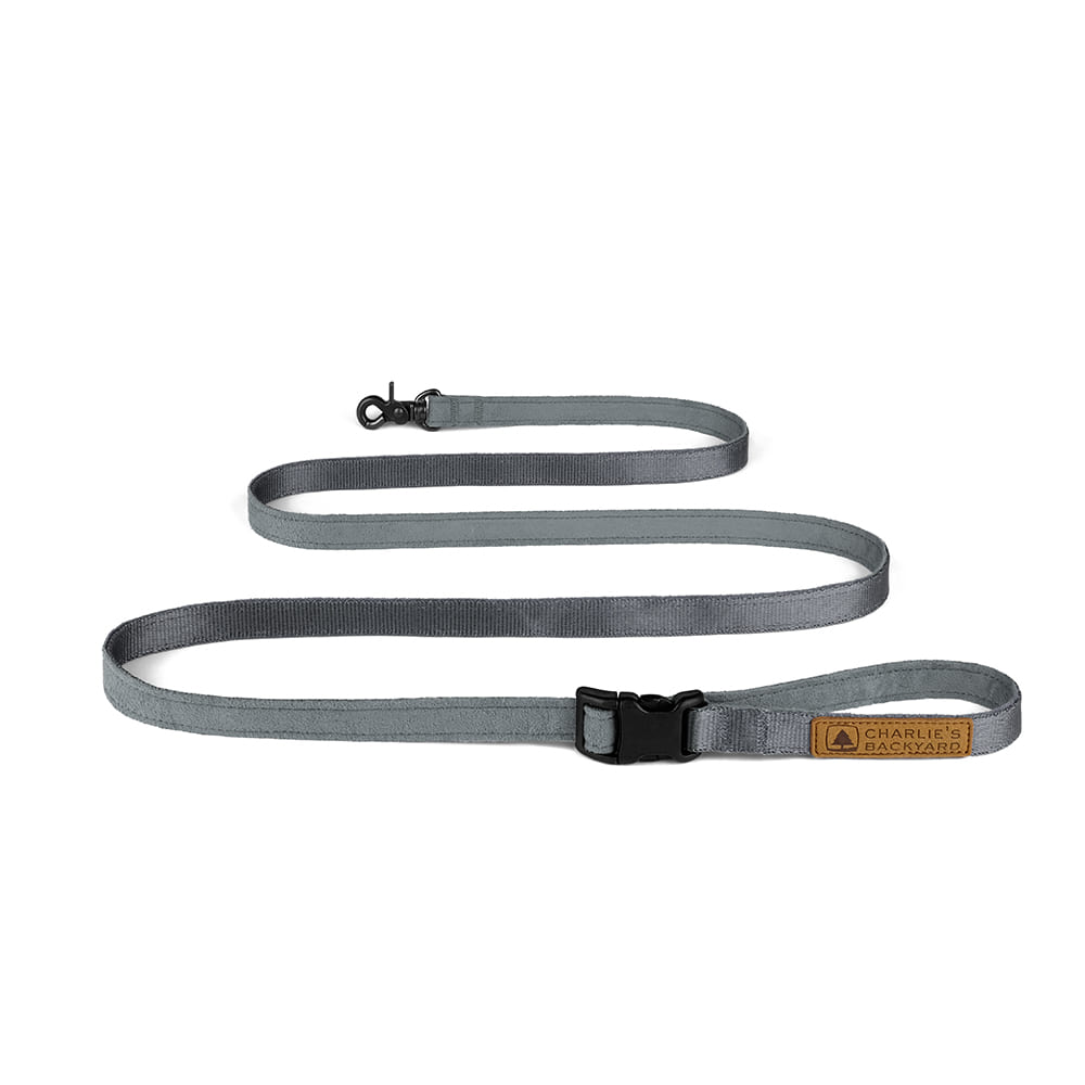 EASY LEASH / GREY